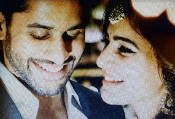 Exclusive Nagarjuna's son Naga Chaitanya's Wedding card leacked