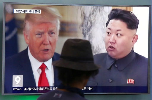 Donald Trump doubts that did he warned North Korea enough
