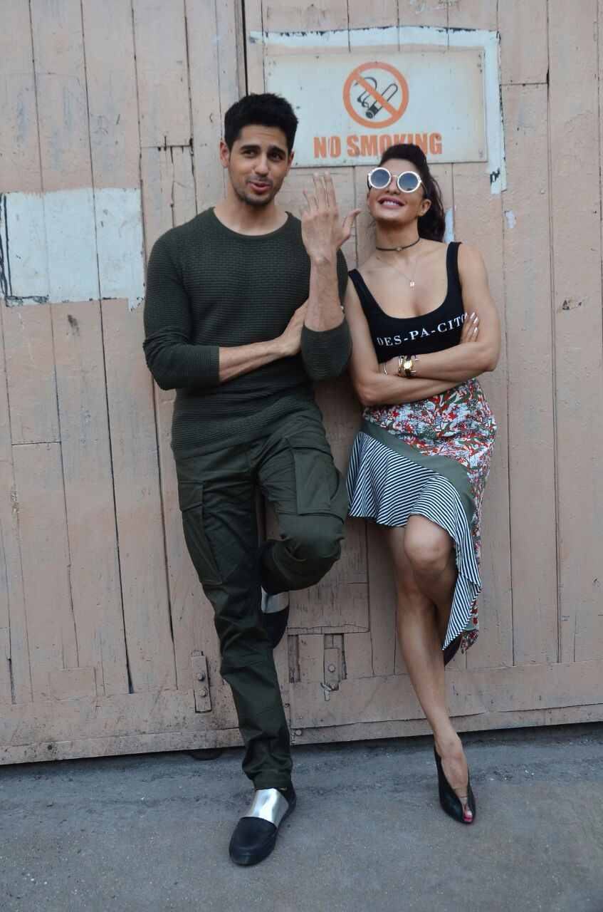See the latest pictures of jacqueline fernandez and siddharth malhotra