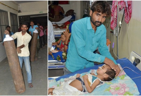 Uttar Pradesh: 30 children die in Gorakhpurs BRD hospital, Yogi Government denies lack of oxygen Supply