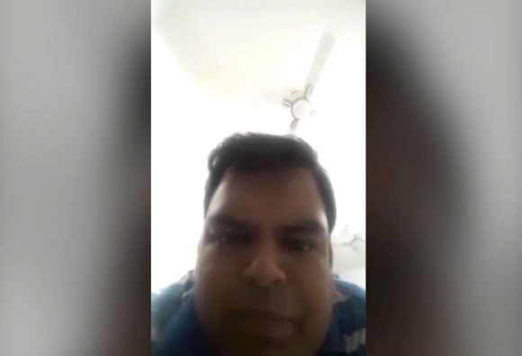 IAS Officer Recorded Lengthy Video Declaring He Would Kill Himself