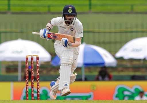 KL Rahul equals record of 7 consecutive 50+ scores in Test Cricket