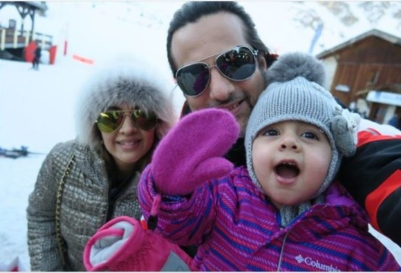 Congratulations : Bollywood actor Fardeen Khan blessed with a baby boy