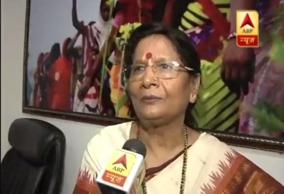 SP former MLC Sarojini Agrawal joins BJP