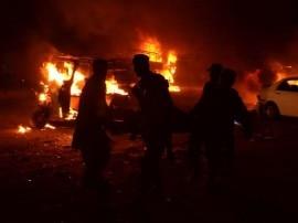 पाकिस्तान के क्वेटा शहर में शक्तिशाली बम विस्फोट से 17 की मौत, 30 घायल