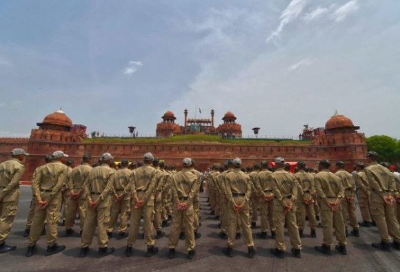 security cover to guard Capital ahead of Independence Day