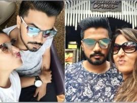 गोवा में ब्वॉयफ्रेंड रॉकी के साथ छुट्टियां मना रही हैं हिना खान, देखें तस्वीरों में