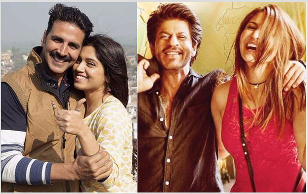 Know the first day Box Office Collection of Jab Harry met sejal and toilet : ek prem katha