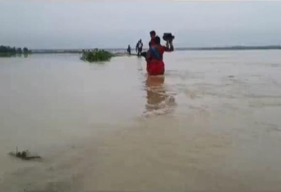 Heavy rains wreak havoc in Bihar, Armys help sought