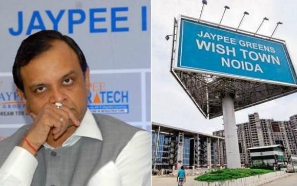 Supreme Court stops procedure of decleare bankrupt to Jaypee Infra