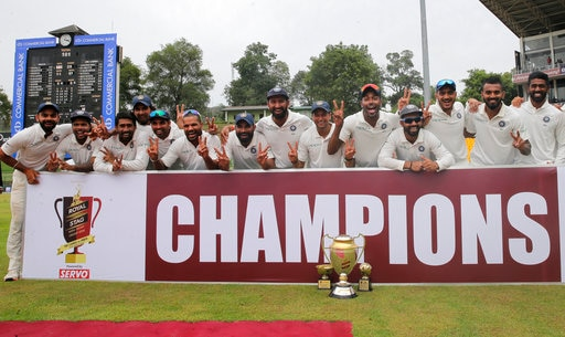 Team India's five biggest test match wins in Virat Kohli's captaincy