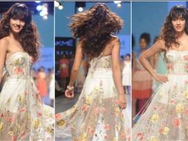 लैक्मे फैशन वीक 2015 के दौरान दिखा दिशा का जलवा!