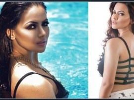 इन तस्वीरों से सना खान ने इंटरनेट पर मचाई 'खलबली'