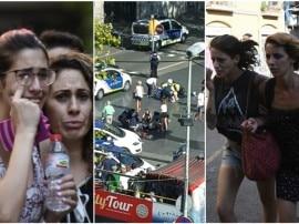 स्पेन: बार्सिलोना में हमलावर ने लोगों को वैन से कुचला, 13 की मौत, IS ने ली हमले की जिम्मेदारी
