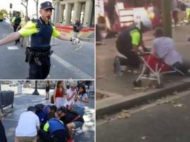 IN PICS: बार्सिलोना आतंकी हमले में अबतक 13 लोगों की मौत, चश्मदीदों ने बयां किया दर्द