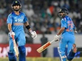 श्रीलंका के खिलाफ वनडे सीरीज़ में धोनी-विराट के पास बड़ा 'मौका'