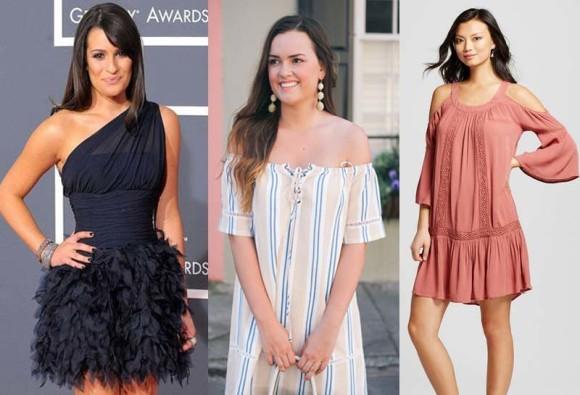 Make a stylish statement in Statement Shoulder Dress