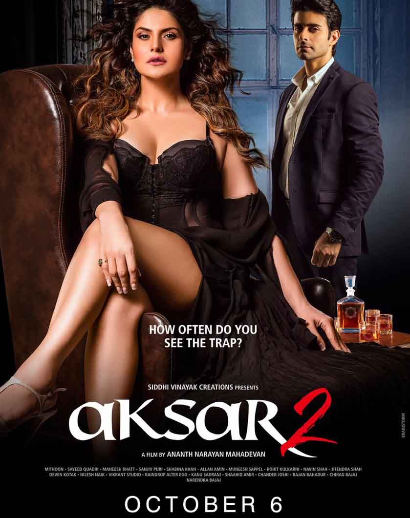 Aksar 2 trailer