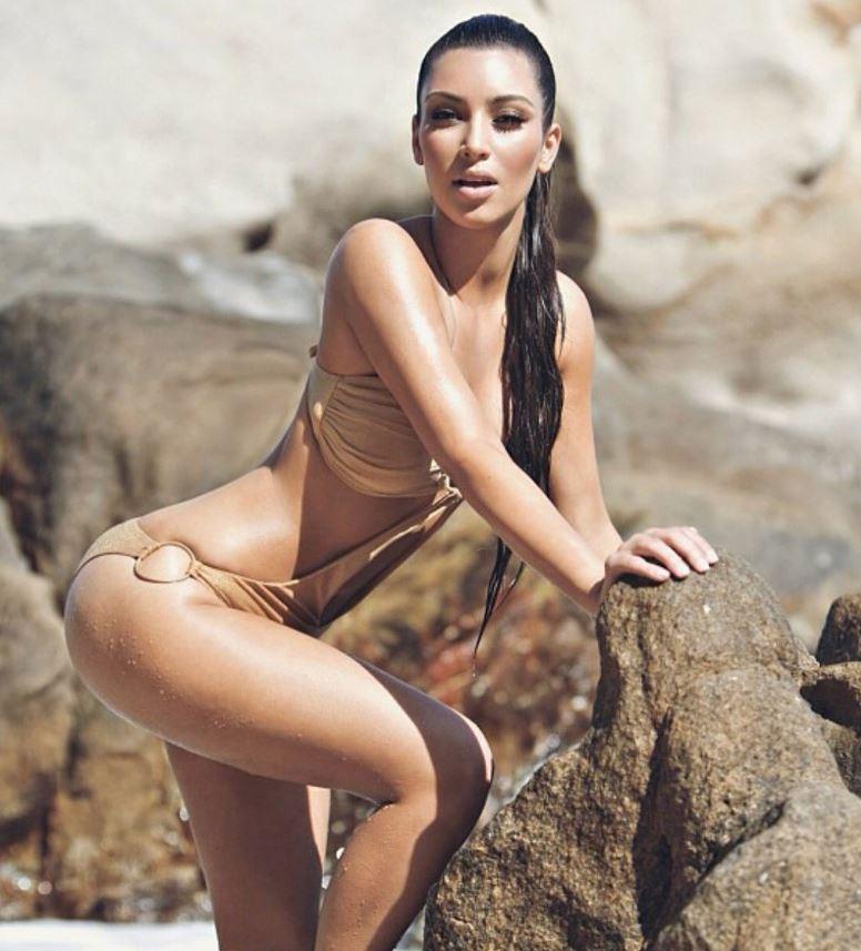 Kim Kardashian Wants a Nude Photo Shoot to Show Off Fit Figure