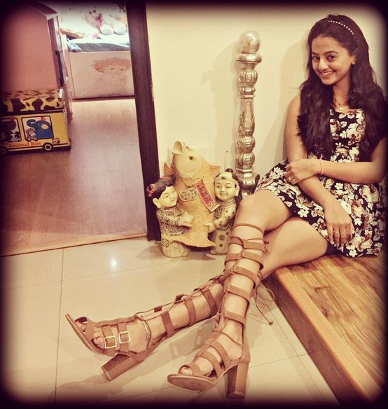 Helly Shah chooses power yoga for fitness