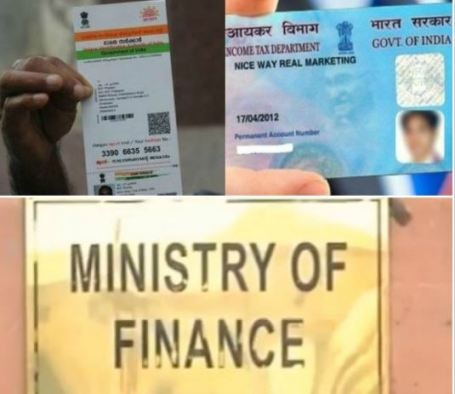 deadline for linking PAN with Aadhaar extended for 4 months
