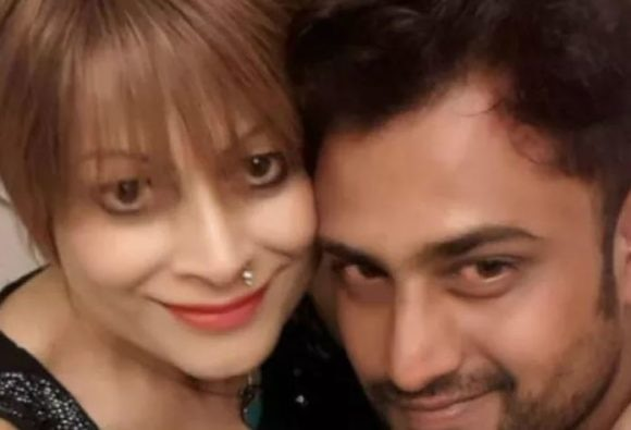Bobby Darling files FIR against husband for domestic violence