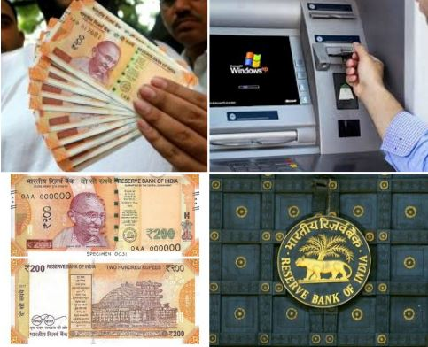 It will take 2-3 months to get 200 rupees new notes from ATM