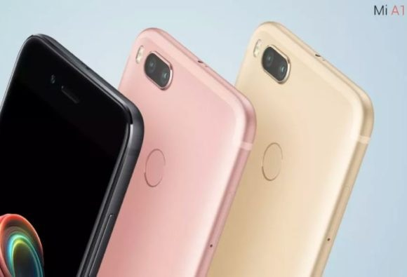 Xiaomi Mi A1 Android One Smartphone With Dual Cameras Launched in India
