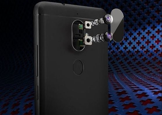 Lenovo K8 Plus With 4000mAh Battery, Dual Rear Cameras Launched in India