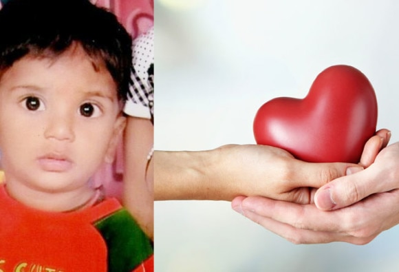 14 month old becomes one of the youngest organ donors in Gujarat saving two lives
