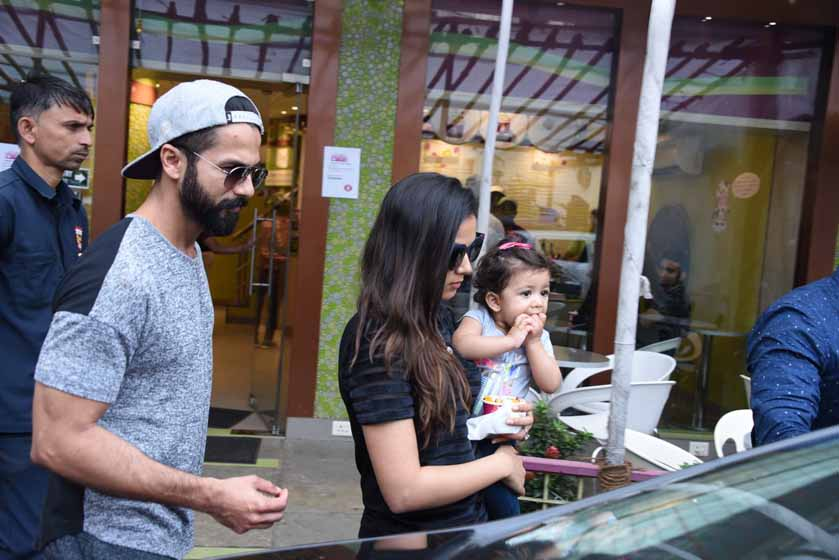 Shahid Kapoor's wife Mira Rajput is celebrating her 23rd birthday today, See Pics