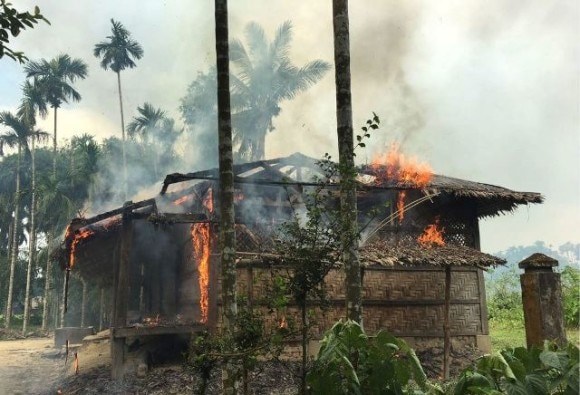 Myanmar violence may have killed more than 1000, mostly minority Rohingya Muslims says UN reporter