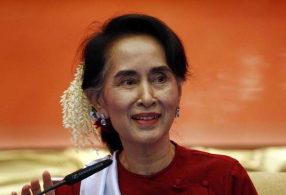 Nobel institute: Suu Kyi cannot be stripped of prize