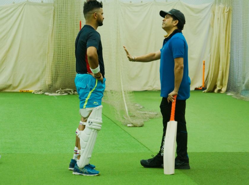 Taking advice from the people who belong from cricket says suresh raina