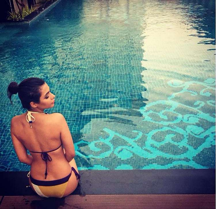 SEE THE LATEST PICTURES OF RUHI SINGH