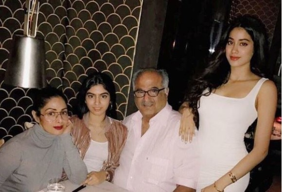 Jhanvi Kapoor will be loved by all like her mother Sridevi : Boney Kapoor