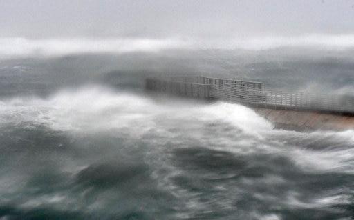 Hurricane Irma wrecks havoc