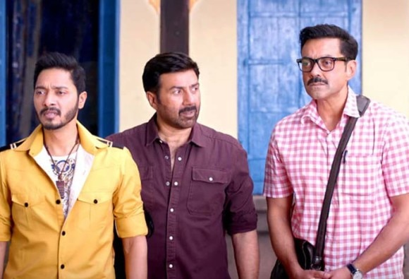 Poster Boys opening weekend box office collection