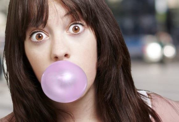 What Happens If You Swallow Chewing Gum?