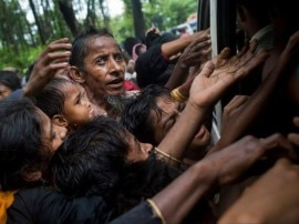 रोहिंग्या मामले में भारत से बड़ी भूमिका चाहता है बंग्लादेश