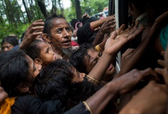 Rohingya Face Ethnic Cleansing in Myanmar says UN Human Rights Chief