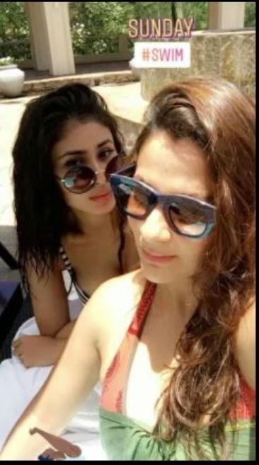 see the latest pics of mouny roy
