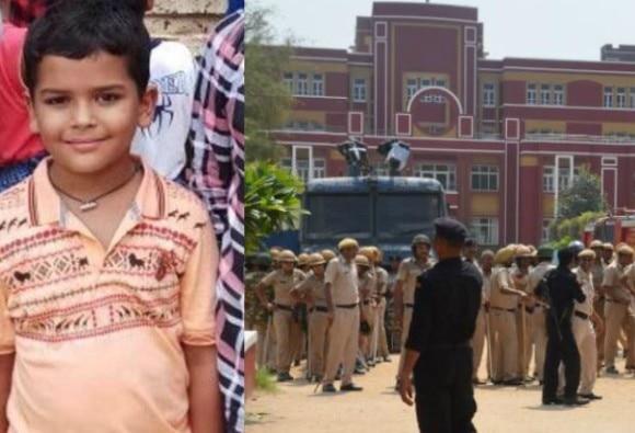 gurugram ryan school murder, news and updates