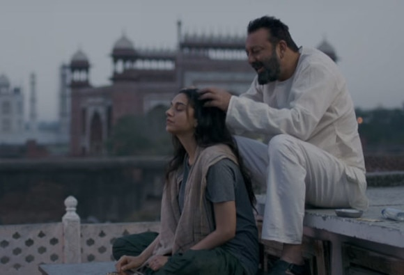 Sanjay Dutt Talking about Upcoming film Bhoomi
