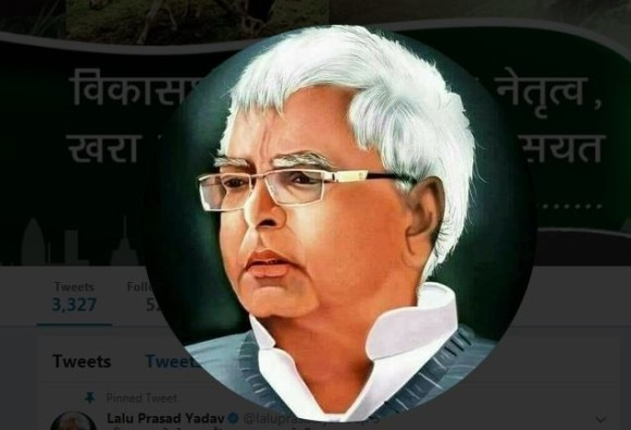 Lalu Yadav vows to get Nitish Kumar and Sushil Modi booked in Srijan Scam
