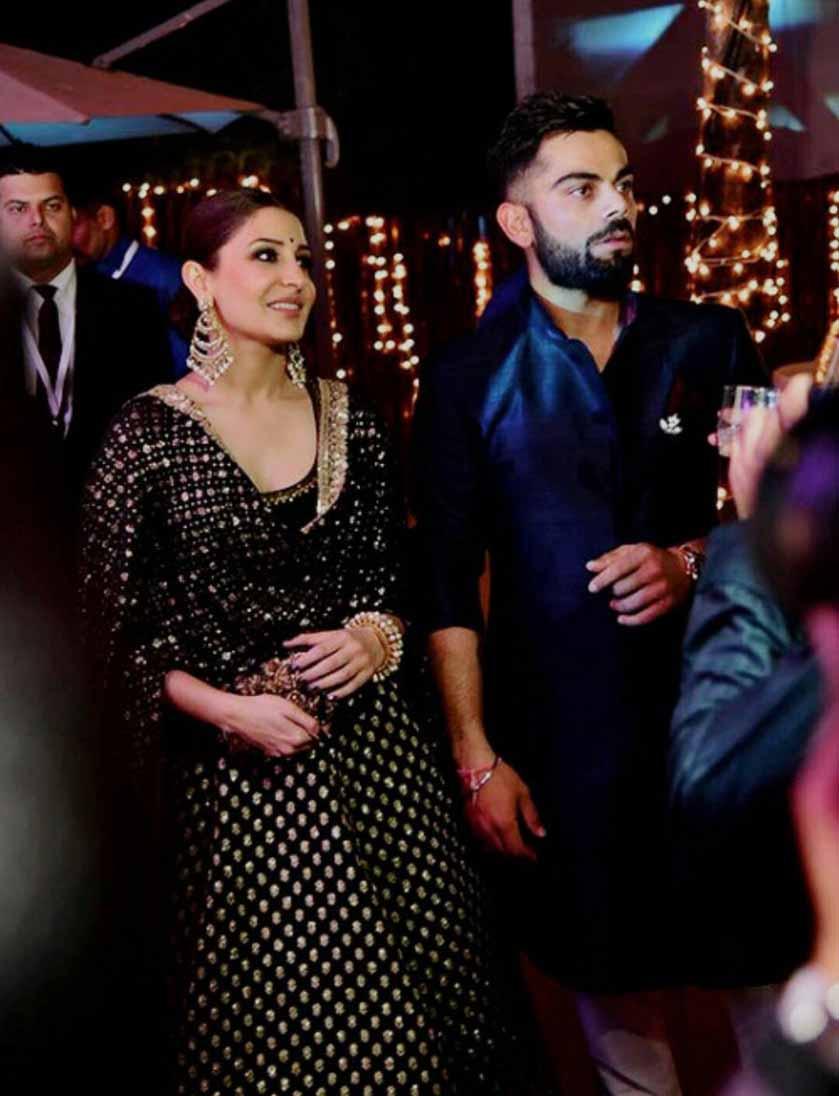 Anushka Sharma and Virat Kohli shoot for an ad together, See Pics