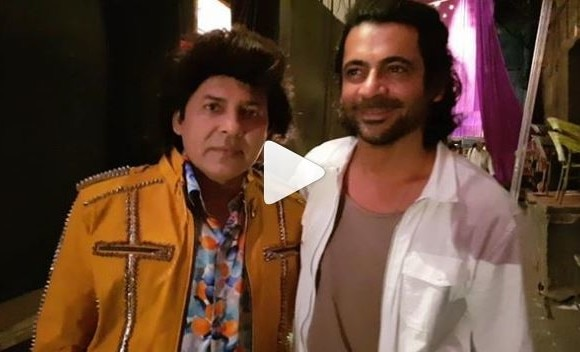 Sunil Grover talks about comeback but there is a twist, see video