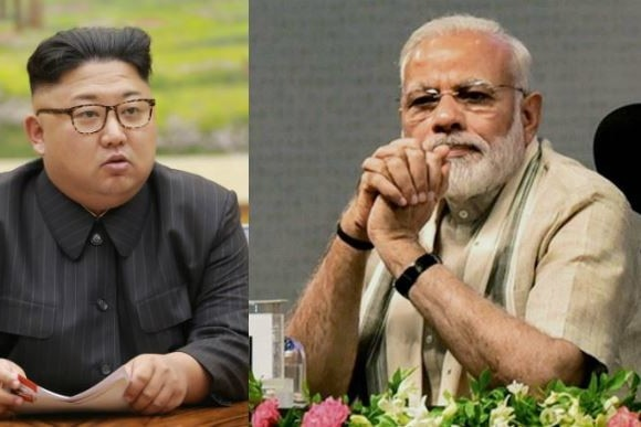 NORTH KOREA CONNECTION WITH INDIA