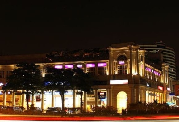 Delhi's Connaught Place ranked the 10th most expensive office location in the world