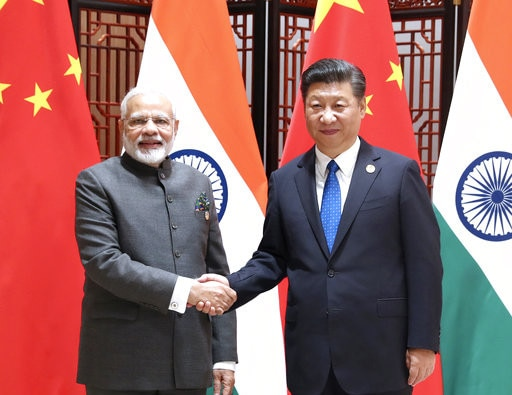 chinese president and pm modi on india china relation